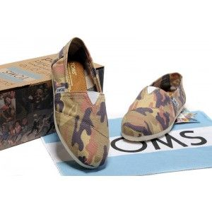 BEST TOMS RED CAMOUFLAGE TOMS COUPONS