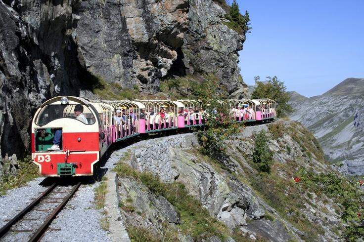 Petit train d'Artouste ©OT Laruns