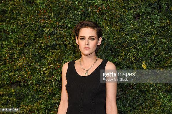 News Photo : Kristen Stewart attends Charles Finch and CHANEL...