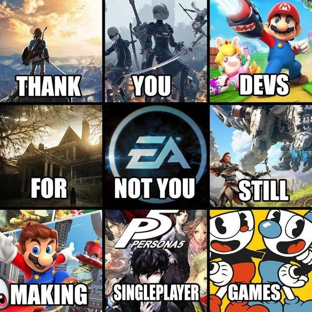 Thank S Gaming Video Game Quotes Memes Funny Games