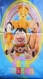 Playschool Tablecovers