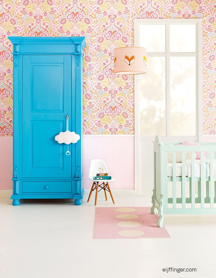 Wallpaper collection Tout Petit by Eijffinger.