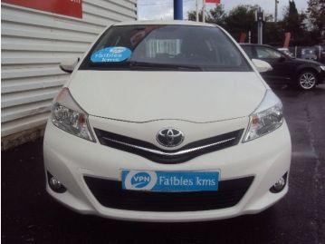 Toyota Yaris Occasion à partir de 207 € / mois réf.14323 en promotion à Toulouse