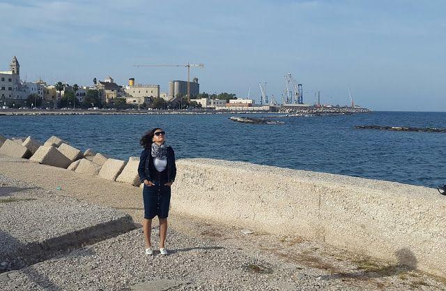 Anne-Marie Ferdean: Bari & Alberobello I