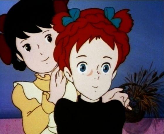 anna dai capelli rossi - Bing Immagini