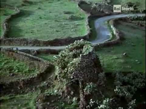 Sardegna - Vista dal cielo