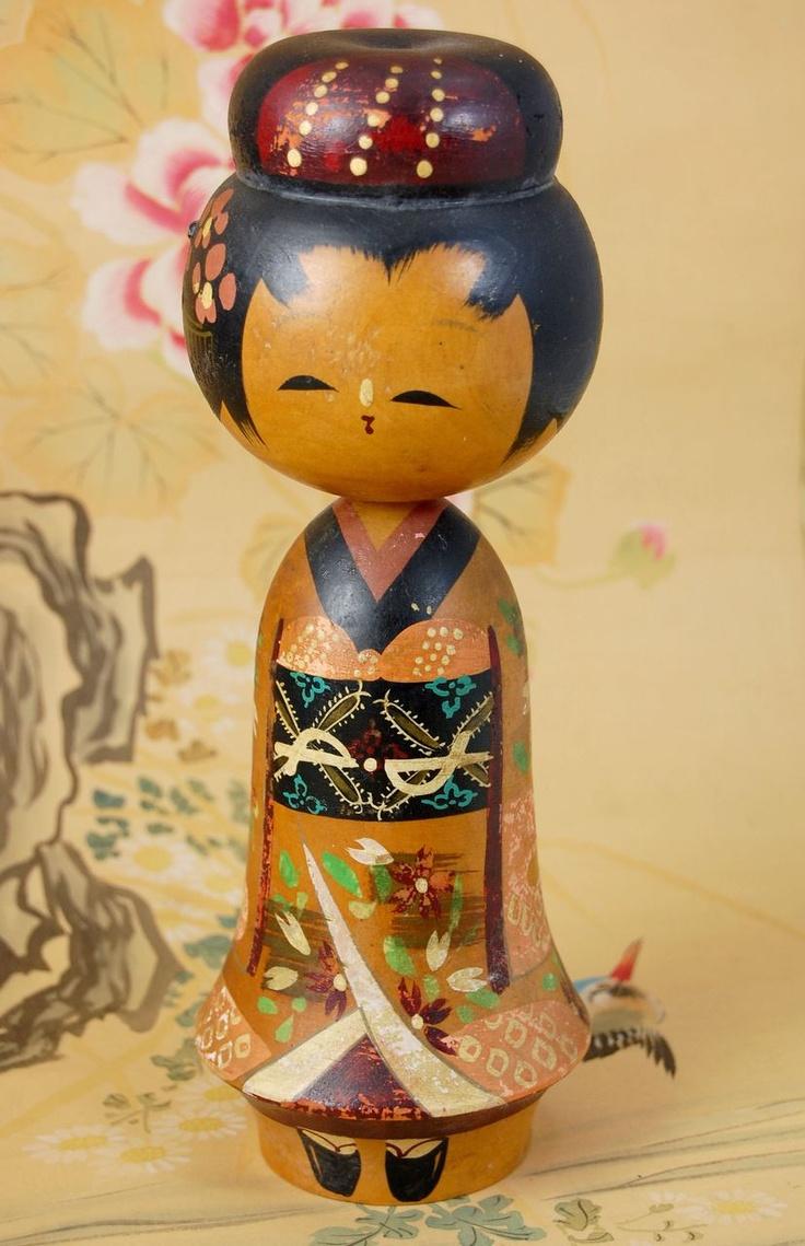 Pretty Kokeshi