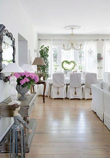 Shabby Chic Villa in Poland   Interior Design Files
