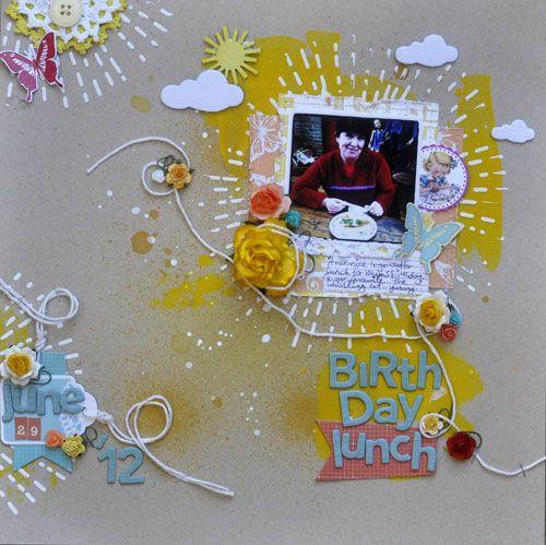 Studio Calico - Hey Day... - Charm's Creations