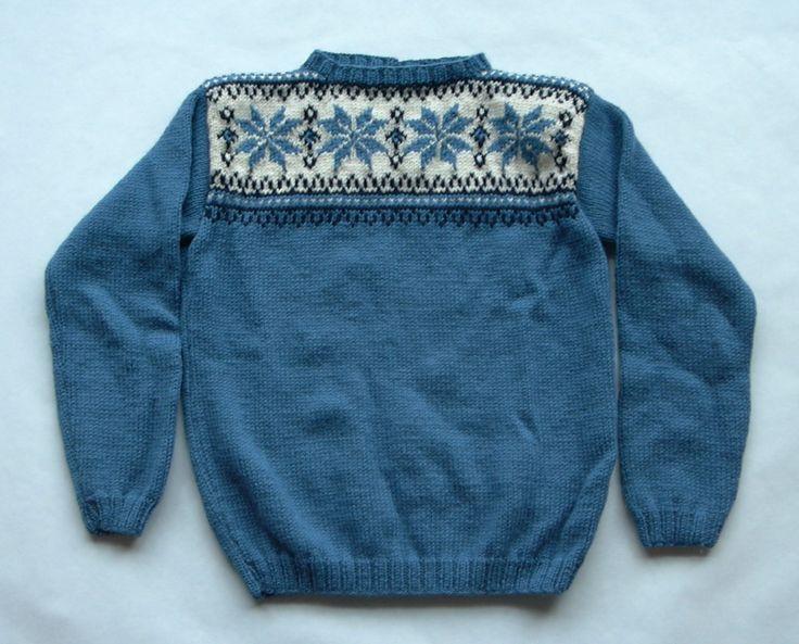 Robinson family sweater!