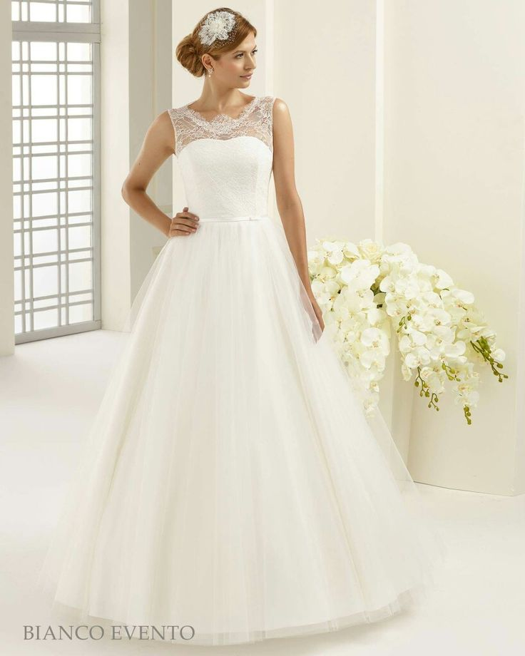 55 best Brautkleider images on Pinterest   Bridal dresses, Short ...