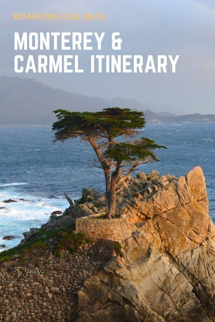 What to do in Monterey and Carmel: West Coast Road Trip Itinerary