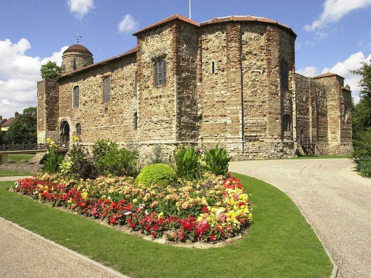 Colchester Castle - England