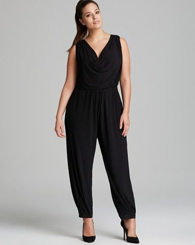 Black Jump Suit http://plussize.about.com/od/specialoccasions/ss/8-Plus-Size-Outdoor-Wedding-Worthy-Looks_6.html