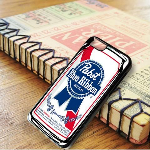 Pabst Blue Ribbon Beer iPhone 6|iPhone 6S Case