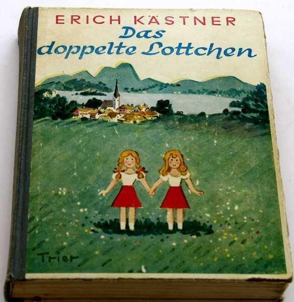 Das doppelte Lottchen, Erich Kästner, 1952