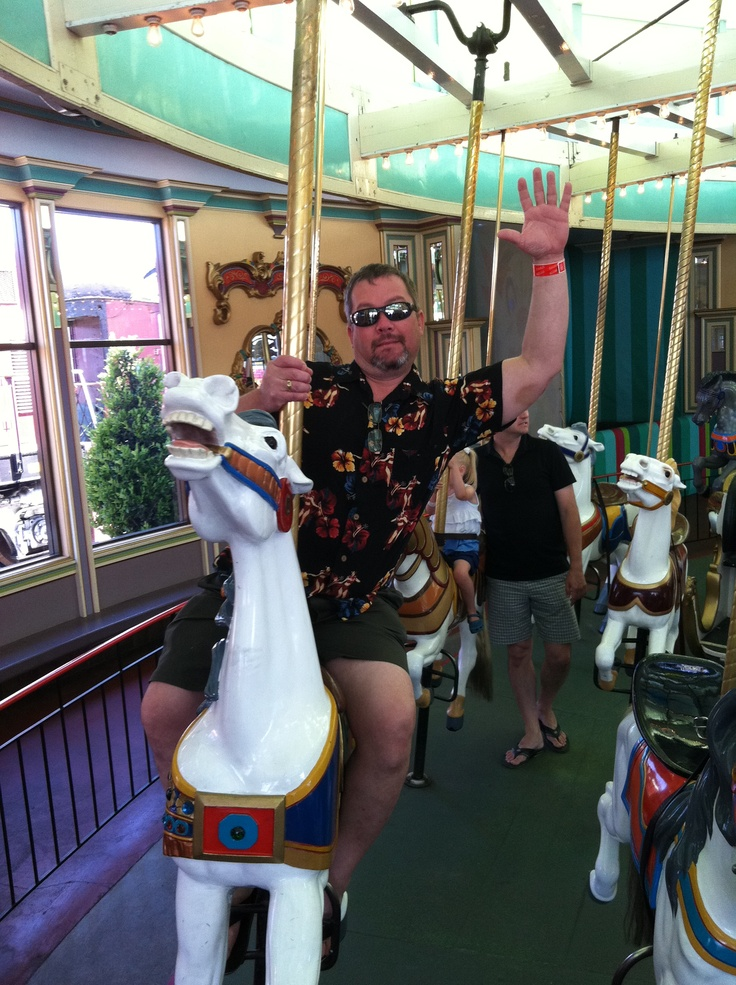Looff Carousel 100 years