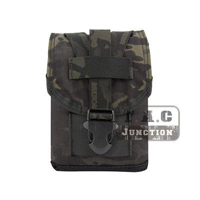 Emerson Tactical MOLLE Canteen Cover Water Bottle Protector Utility Tool Pouch