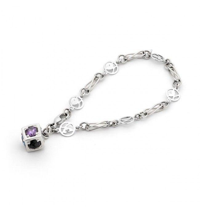 Silver Fibinachi Bracelet | Surreal Jewellery