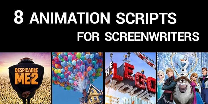 8 Animation Movie Scripts All Screenwriters Should Read