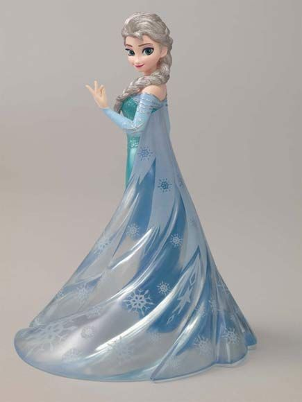 Elsa Figuarts ZERO ~ Frozen $45.00 http://thingsfromjapan.net/elsa-figuarts-zero-frozen/ #Japanese frozen figure #frozen elsa figure #Japanese frozen stuff