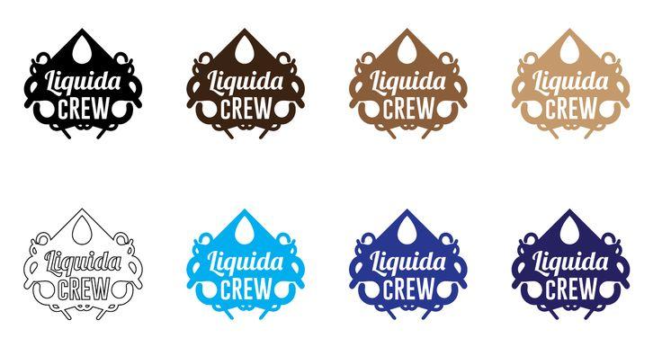 liquida crew logo