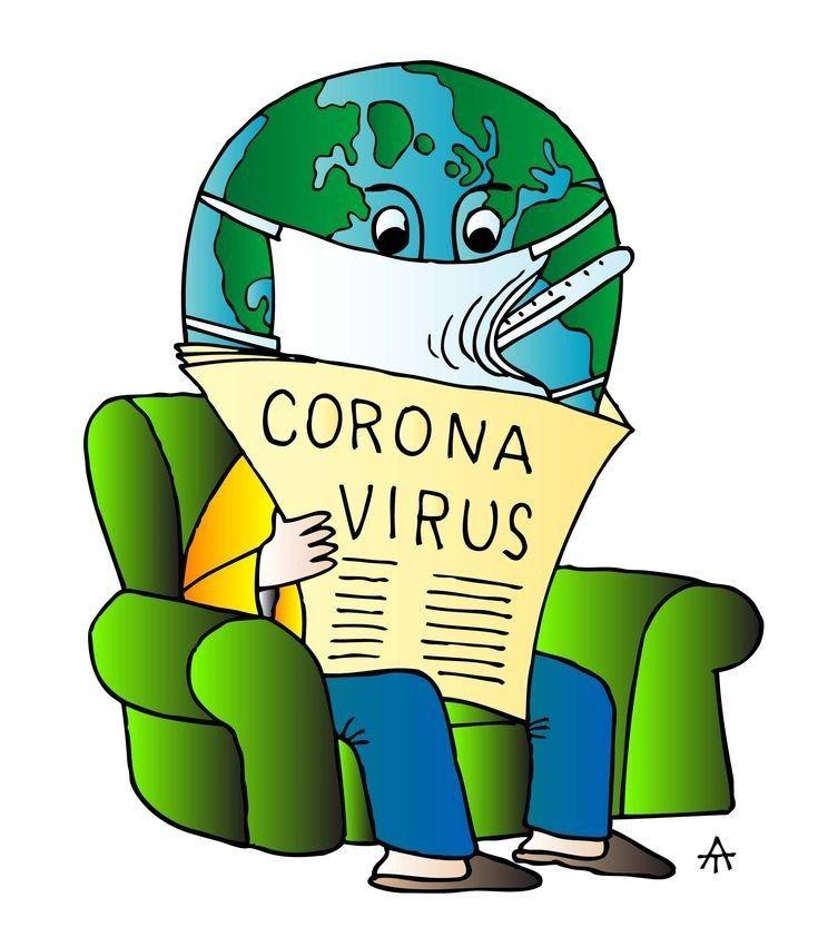 Pin On Caroniavirus 19