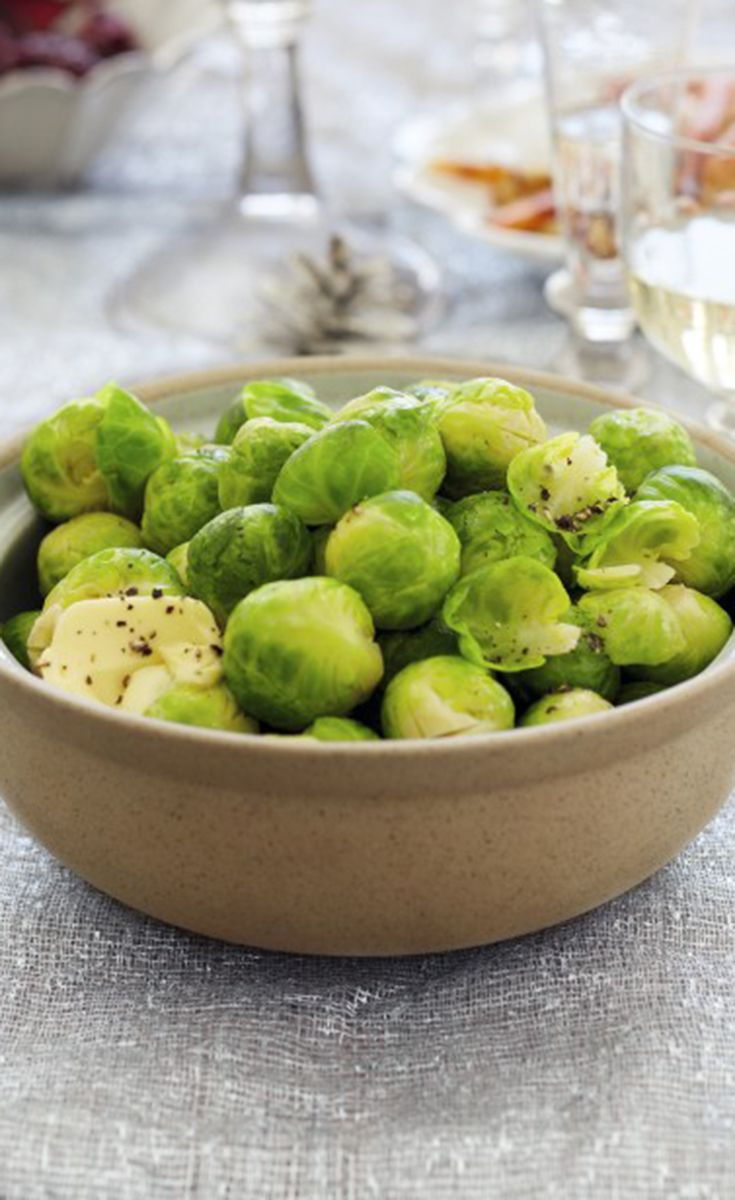 Simple but classic, this Waitrose recipe for Brussles sprouts is a must-have for any Christmas menu.