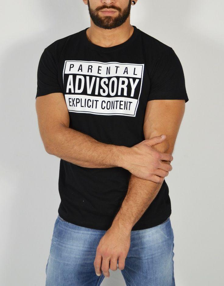 Camiseta Parental Advisory: Eres apto para todos los publicos? o más bien censurado? http://tiendas13.com/camisetas-hombre/2096-camiseta-parental-advisory.html