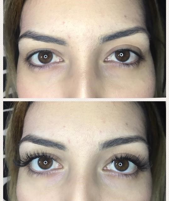 1a25ebe6308 Eyelash extensions 101: Everything you need to know about lash ...