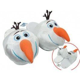 Olaf Plush Slippers $25.99