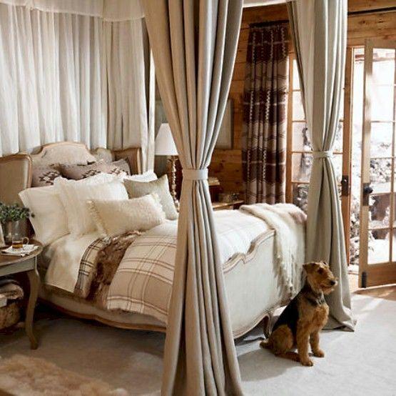 Ralph Lauren Alpine Lodge Plaid Full Queen Duvet Cover Linen Black Label Bedrooms Master