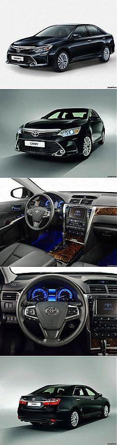 Тойота Камри выпуска 2014 года- обзор модели - Ремонт Тойота