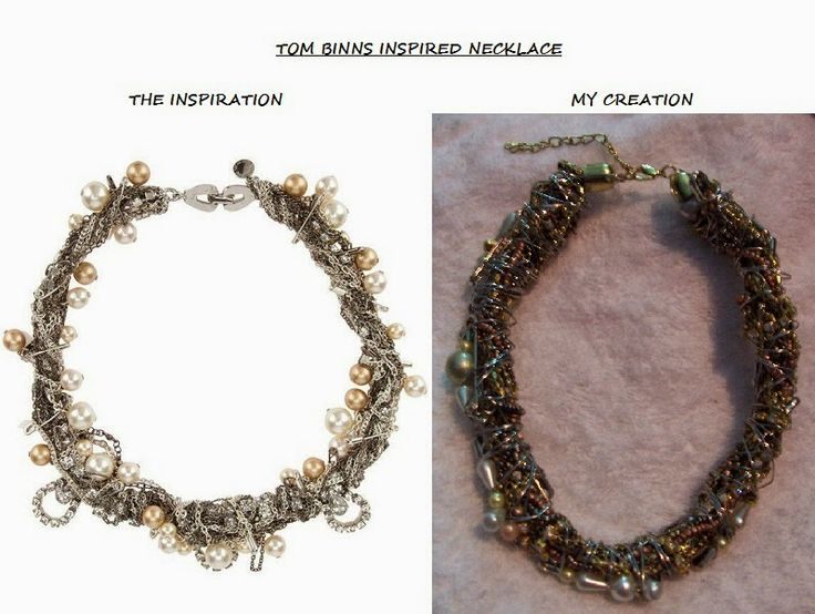 My Tom Binns Inspired Necklace  http://stressedoutdiyfashion.blogspot.com.au/