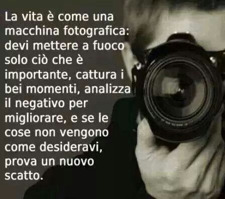 Sii un bravo fotografo