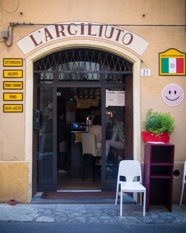 Da Panino is one of the best Modena restaurants, if you're heading to Italy check out this deli/sandwich shop run by the former sommelier at Osteria Francescana.