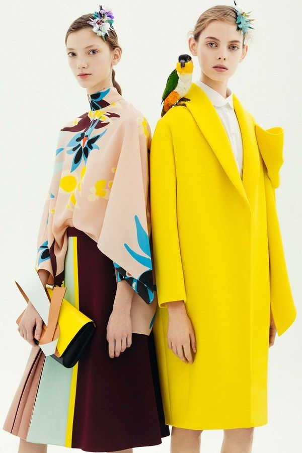 The complete Delpozo Pre-Fall 2018 fashion show now on Vogue Runway.