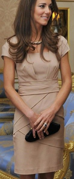i love kate middleton's style--classic without being stodgy, and always impeccably put together.