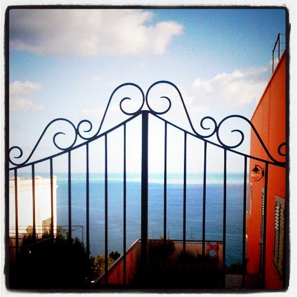 Il cancello del mare