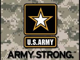 "What else is ""strong"" like the US Army? Check it out at Solve Media Brand Tags (brandtags.com)."