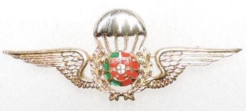 Portugal Para Trooper wing