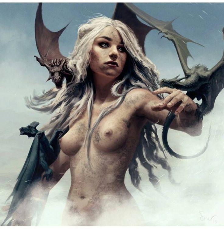 Daenerys Targaryen - mother of dragons