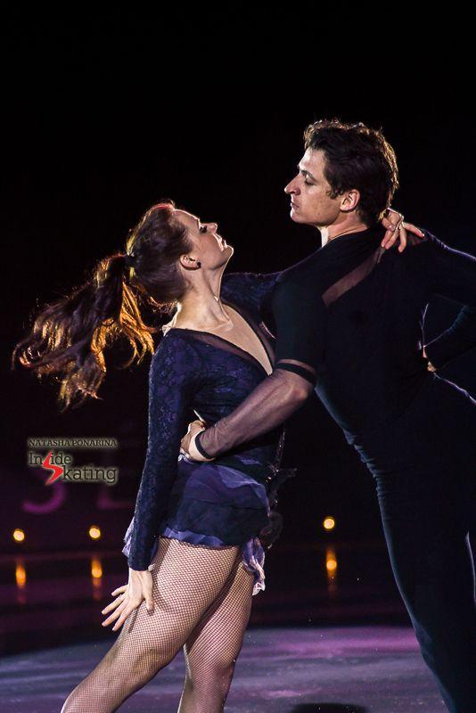 """No """"Carmen"""" like this """"Carmen"""": Tessa Virtue and Scott Moir in Geneva, at Ice Legends 2016"""