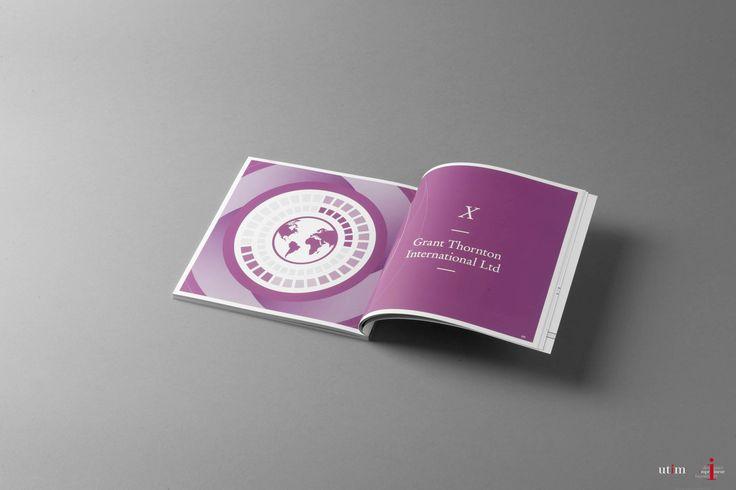 Édition GRANT THORNTON INTERNATIONAL LTD, réalisée par UTIM imprimeur