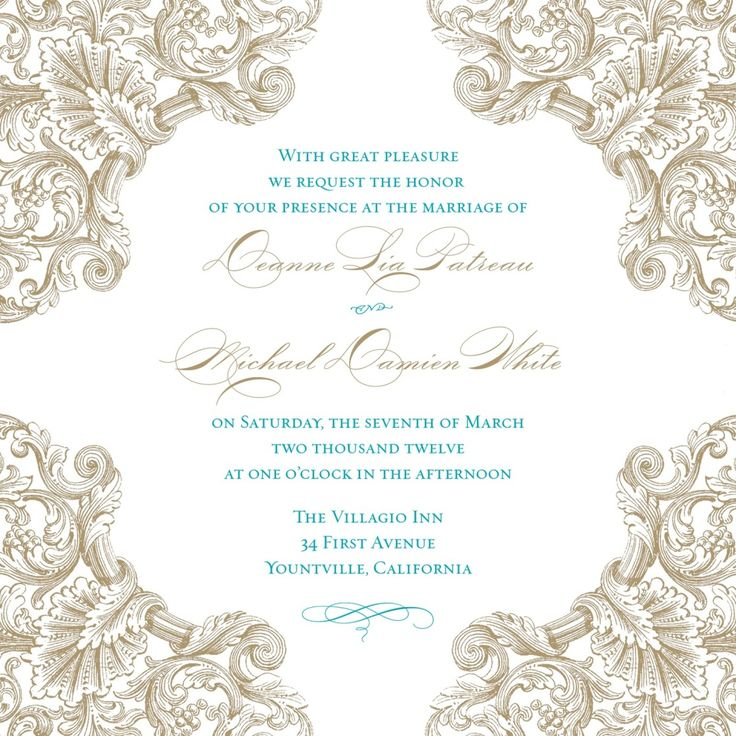 The 25+ best Electronic wedding invitations ideas on Pinterest ...