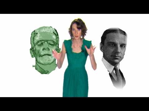 """Frankenstein"" by Mary Shelley -- THE/OVERVIEW -- from 60second Recap®"
