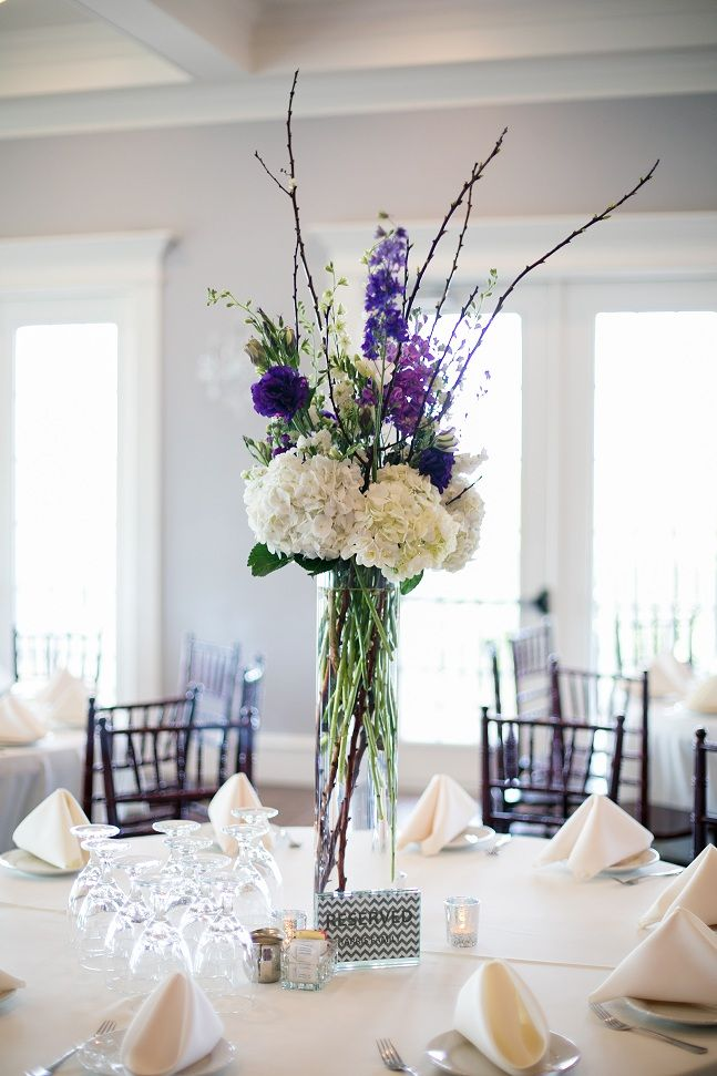 Simple Lavender Centerpieces : Best purple and white flowers ideas on pinterest