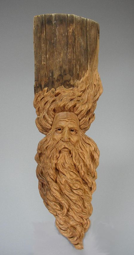 Best wood spirits images on pinterest chainsaw