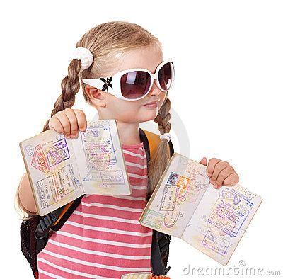 Como tirar passaporte brasileiro para crianças e menores de 18 anos :: Jacytan Melo Passagens