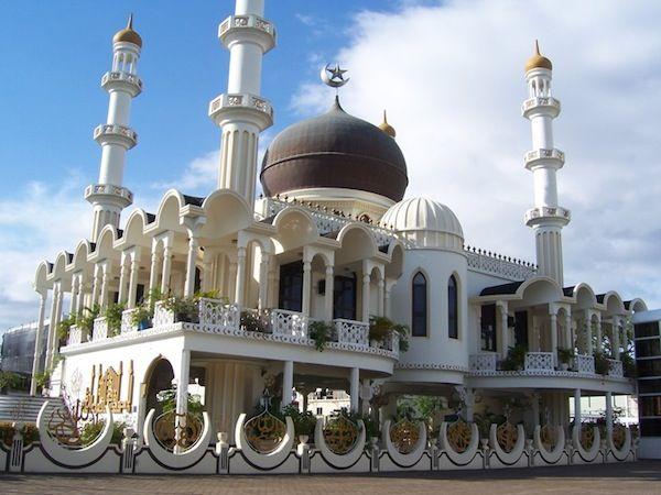 Moskee, Keizerstraat Paramaribo, Suriname